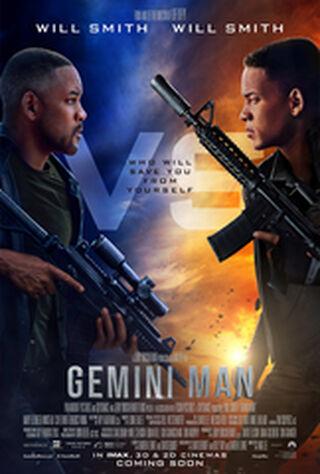 Gemini Man (2019) Main Poster