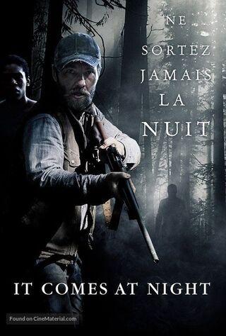 It Comes At Night (2017) Main Poster