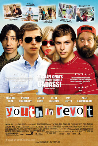 Youth In Revolt (2010) Main Poster