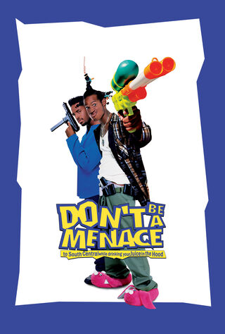 Don't Be A Menace To South Central While Drinking Your Juice In The Hood (1996) Main Poster