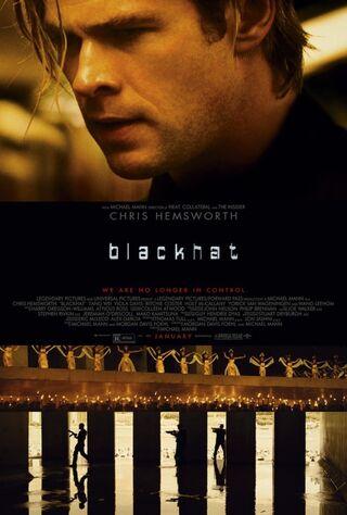 Blackhat (2015) Main Poster
