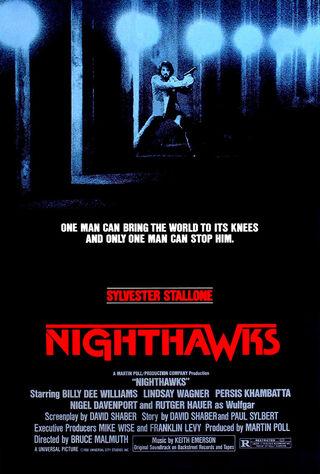 Nighthawks (1981) Main Poster