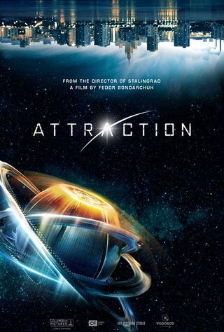 Attraction (2018) Main Poster