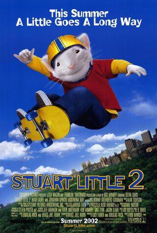 Stuart Little 2 (2002) Main Poster