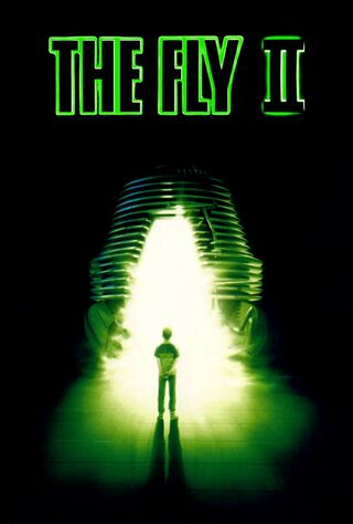 The Fly II (1989) Main Poster