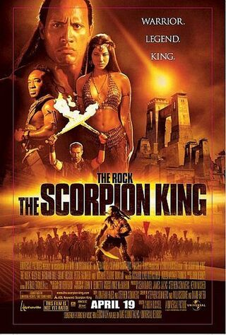 The Scorpion King (2002) Main Poster