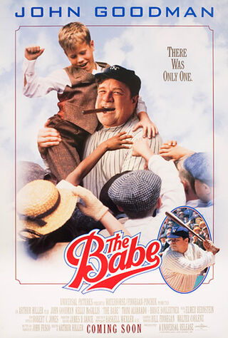 The Babe (1992) Main Poster