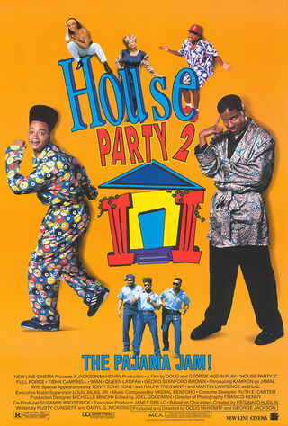 House Party 2 (1991) Main Poster