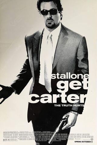 Get Carter (2000) Main Poster