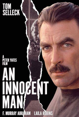 An Innocent Man (1989) Main Poster