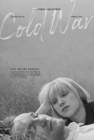 Cold War (2018) Main Poster