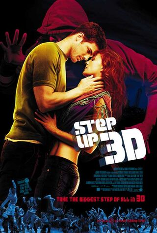 Step Up 3D (2010) Main Poster