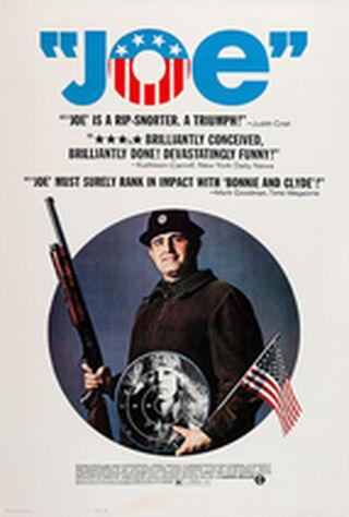Joe (1970) Main Poster