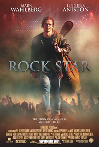 Rock Star (2001) Main Poster