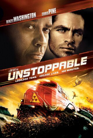 Unstoppable (2010) Main Poster