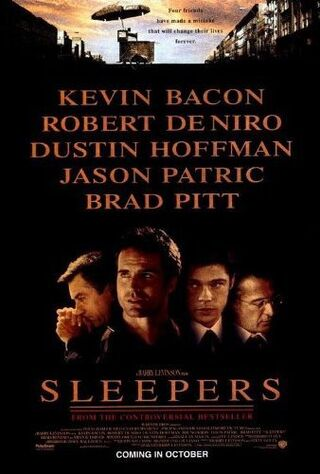 Sleepers (1996) Main Poster