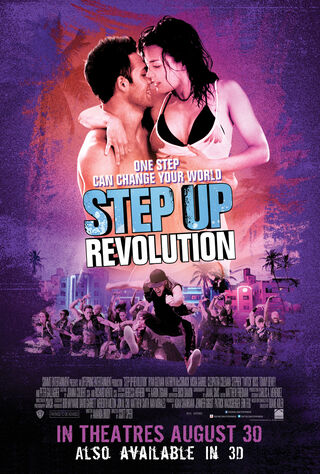Step Up Revolution (2012) Main Poster