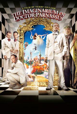 The Imaginarium of Doctor Parnassus (2010) Main Poster