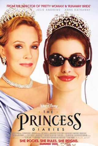 The Princess Diaries (2001) Main Poster