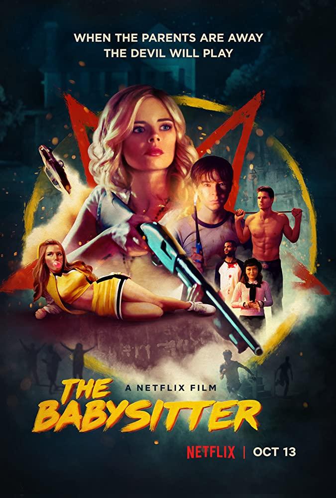 The Babysitter (2017) Main Poster