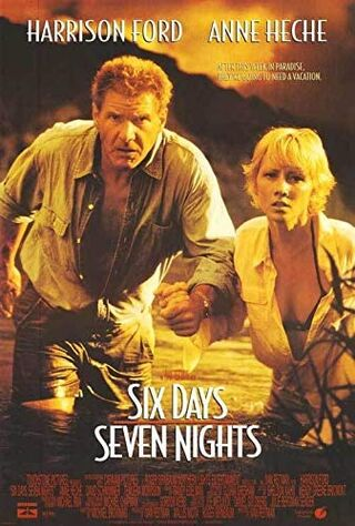 Six Days Seven Nights (1998) Main Poster