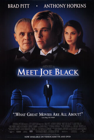 Meet Joe Black (1998) Main Poster