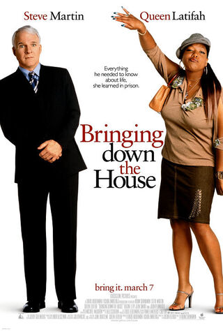 Bringing Down The House (2003) Main Poster