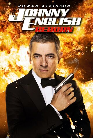 Johnny English Reborn (2011) Main Poster