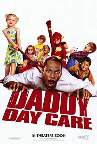 Daddy Day Care (2003) Main Poster