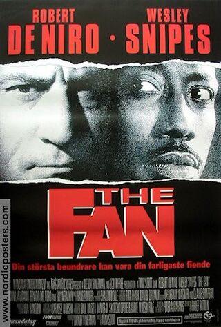 The Fan (1996) Main Poster