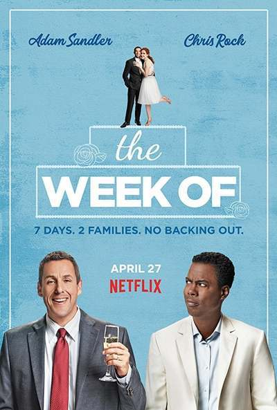 The Week Of (2018) Main Poster
