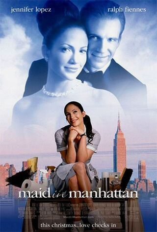 Maid In Manhattan (2002) Main Poster