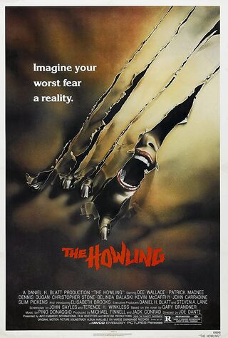 The Howling (1981) Main Poster