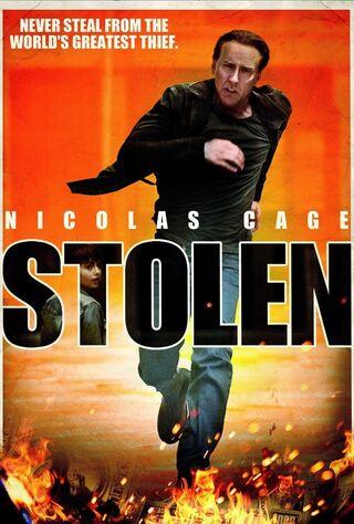 Stolen (2012) Main Poster