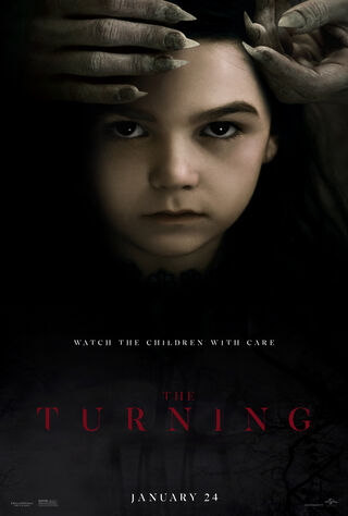 The Turning (2020) Main Poster