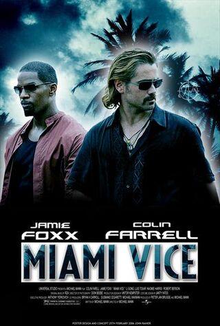 Miami Vice (2006) Main Poster