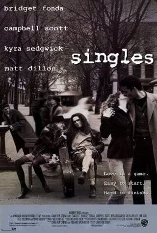 Singles (1992) Main Poster