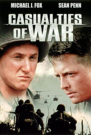 Casualties Of War (1989) Main Poster