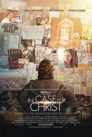 The Case For Christ (2017) Main Poster