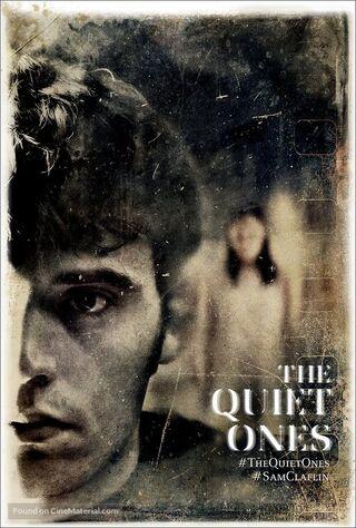 The Quiet Ones (2014) Main Poster