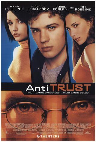 Antitrust (2001) Main Poster