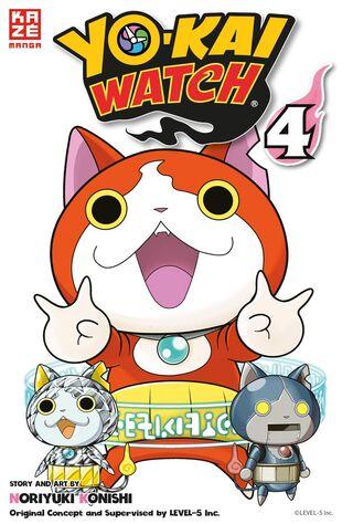 Yo-Kai Watch 4 (2017) Main Poster