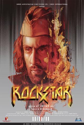 Rockstar (2011) Main Poster
