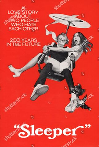 Sleeper (1973) Main Poster