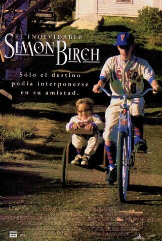 Simon Birch (1998) Main Poster