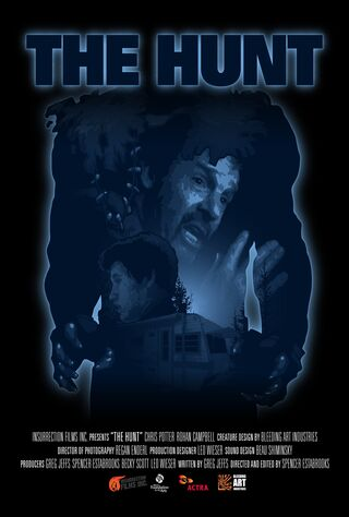 The Hunt (2013) Main Poster
