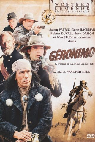 Geronimo: An American Legend (1993) Main Poster