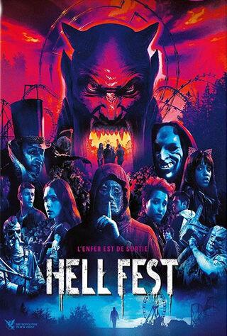 Hell Fest (2018) Main Poster