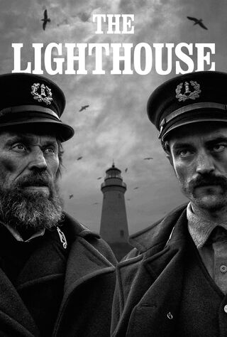 The Lighthouse (2019) Main Poster
