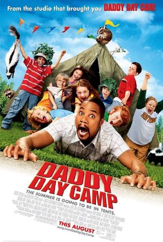 Daddy Day Camp (2007) Main Poster